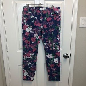 Vineyard Vines Floral Pants